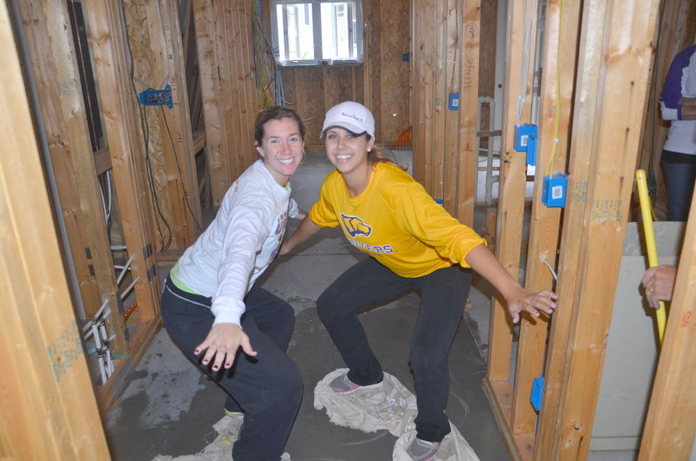 Drywall Moisture Barrier : Cornell central wisconsin habitat for humanity